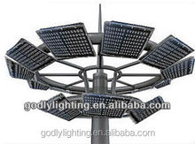 Alibaba China Manufacturer Football/Basketball Field Pole Lights, 240w Billboard Design cast aluminum street light pole