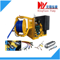 140-220bar High pressure cleaning machine for sewer and drain