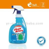 Glass cleaner /surface cleaner trigger 750ml 25oz