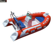 CE North Pak Fiberglass Inflatable Boat For Sale