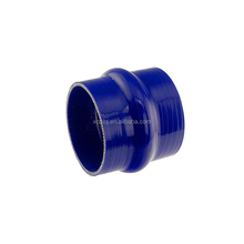 Heat resistance automotive Blue 4 inch ID Silicone Hump Hose for Audi