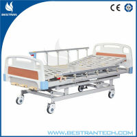BT-AM106 China factory price 3-function psychiatric hospital bed for sale, refurbished hospital beds, recovery bed
