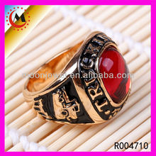 Cheap Price Gold Basketball Champions Ring Jewelry Championship Ring Makers In Yiwu