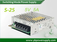 LED Driver 5V 25W Constant Voltage LED Driver With Rainproof Led Power Supply