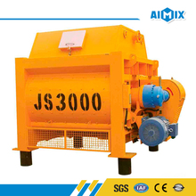 JS3000 2 yard hydraulic cement mixer spare parts