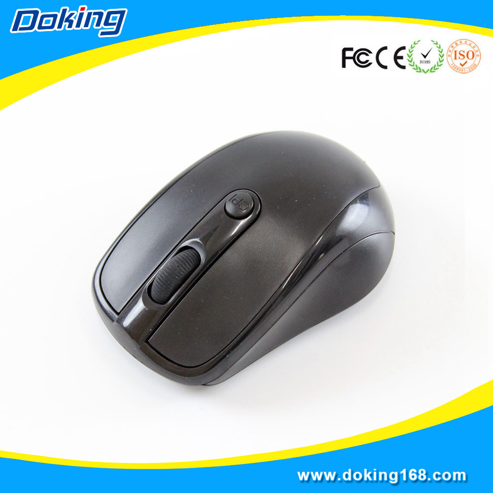 Wholesale cool fashion mini computer wireless mouse