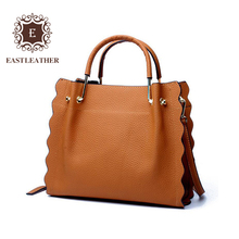 GL1122 Custom italian genuine handbag tote bag shenzhen factory