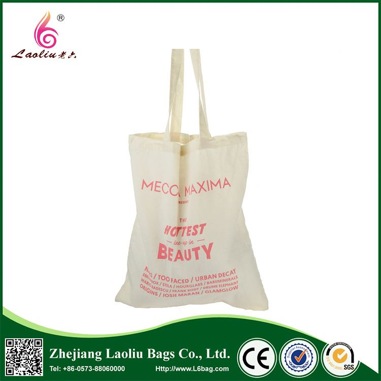 China sale superior quality folding shopping bag promotional canvas bags