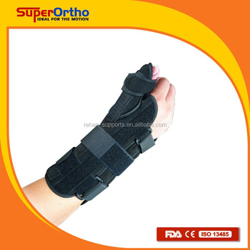 Wrist Splint--- O4-001 Wrist with Thumb Splint
