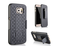 Original wholesale swivel belt clip cover case for samsung galaxy s6