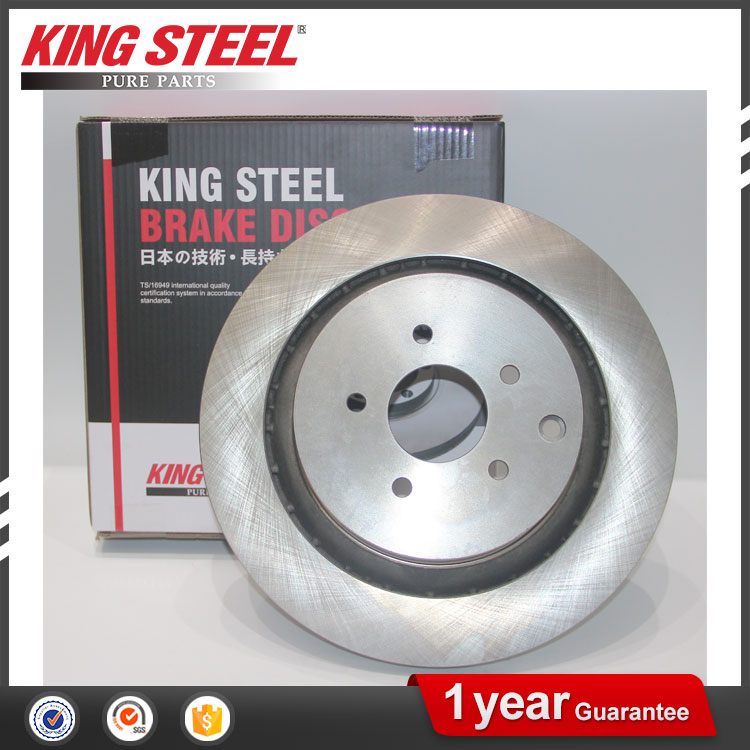 KINGSTEEL REAR BRAKE DISC FOR INFINITI 2010 43206-1CA0A