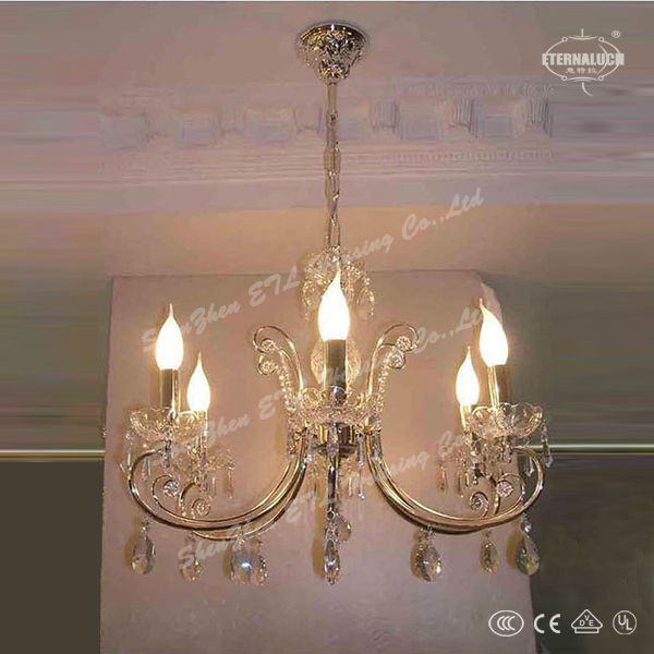 K9 crystal layer crystal lighting and chandelier for dinning room ETL82003