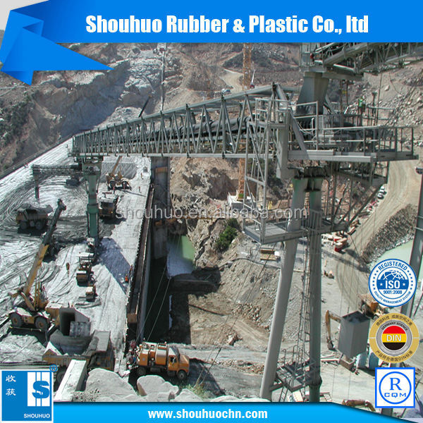 nn conveyor belt for stone
