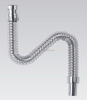 bathtub drain cleaning flexible pipe