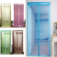 Magnetic Mosquito Net Door Curtain/Magnetic Door Mesh/Magnetic Insect Screen