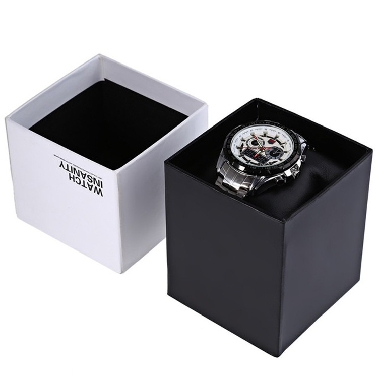 Custom watch box cases , customized cardboard paper box, packaging box paper for watch