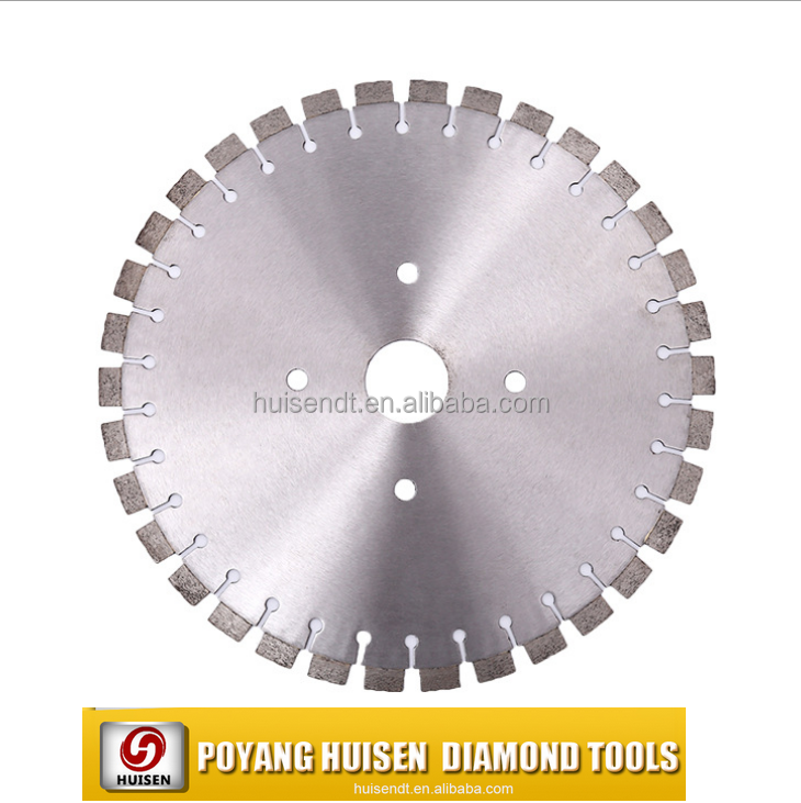 350mm disc cutting Road concrete high Abrasive customized diamond saw blade