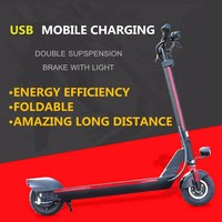 8 inch cheap adult folding electric scooter for adult 1 seat