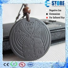 New Arrival Angel Spiritual Design Quantum Scalar Energy Pendants with Authenticity Ion Card, Gift box