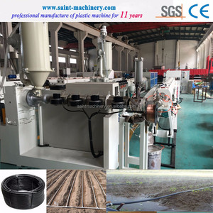 High Cost Performance plastic drip irrigation pipe production line