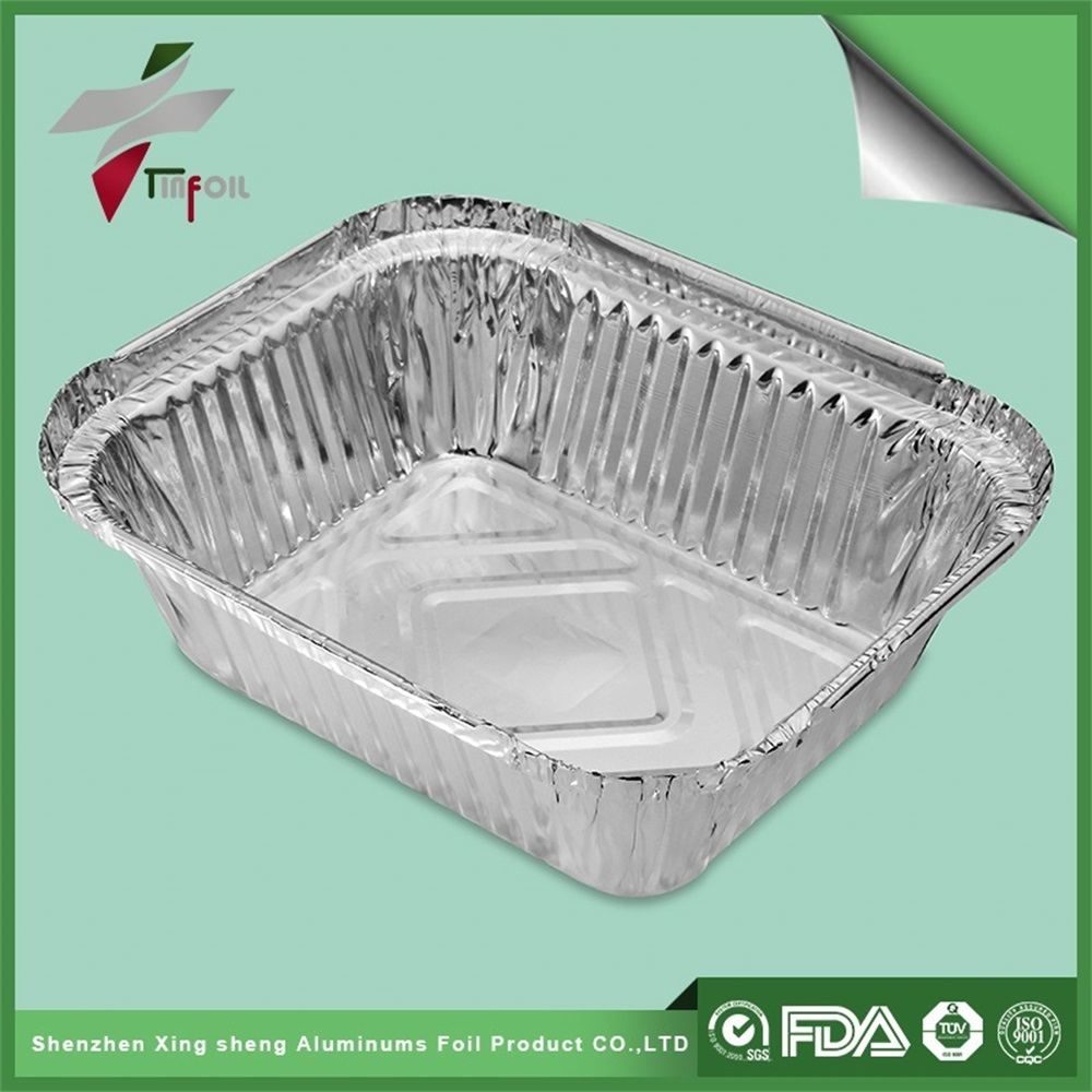 Hot Sale Ice Cream Container Aluminum Foil Baking Cup