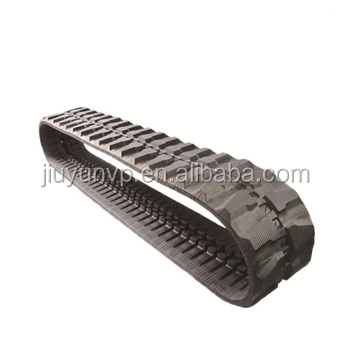 300x52.5x74 rubber track for excavator undercarriger rubber tracks