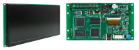 5 inch TFT LCD 640x480 display module for control module