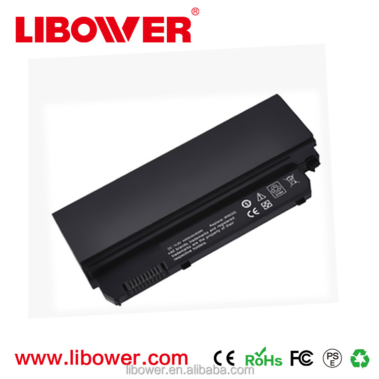8 cell replacement laptop battery for dell Inspiron Mini 9 9n 910 Vostro A90 A90n notebook battery D044H W953G