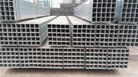 Square hollow section, steel box section, SHS, RHS, EN 10219, ASTM A500, GBT6728