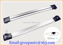 Aluminum alloy roof rack cross bar for Renault Koleos