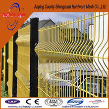 welded fence panel / recycled vinyl fence / cheap pvc fence /