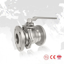 China Flanged Ball Valve Supplier 2017