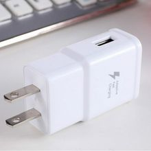 Universal 5V Full 2A Quick USB US Plug Portable Mobile Phone Travel Wall Charger