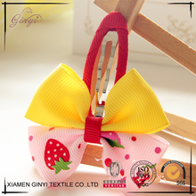 Made in china cheap fashion sweet kids wholesale korean hair clips
