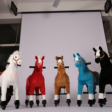 Funny toys!!!rocking horse for adults ride, machanical horse toys riding, electric riding horse machine