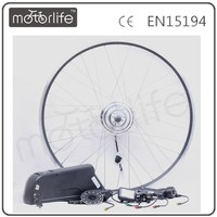 MOTORLIFE 2015 CE/Rohs approval diy electronic kits/500w electric bicycle conversion kit