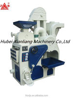 Diesel engine automatic rice milling machine
