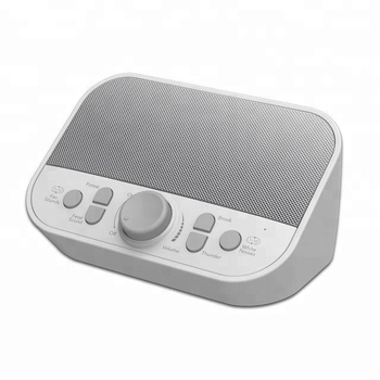 CE Certificate White Noise Sleep Machine for Baby