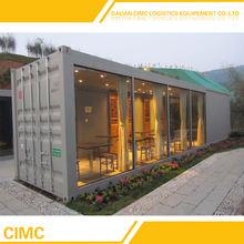 High Quality Low Cost Modern 40ft Shipping Container House