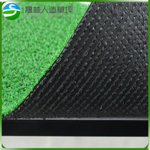 high quality mini artificial grass for golf field gold supplier