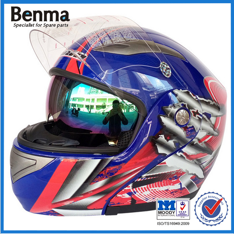 2016 High Quality Motorcycle Helmet with Fashion Designed ECE Approved