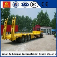 Bottom Price Widely Used Lowbeds Trailer