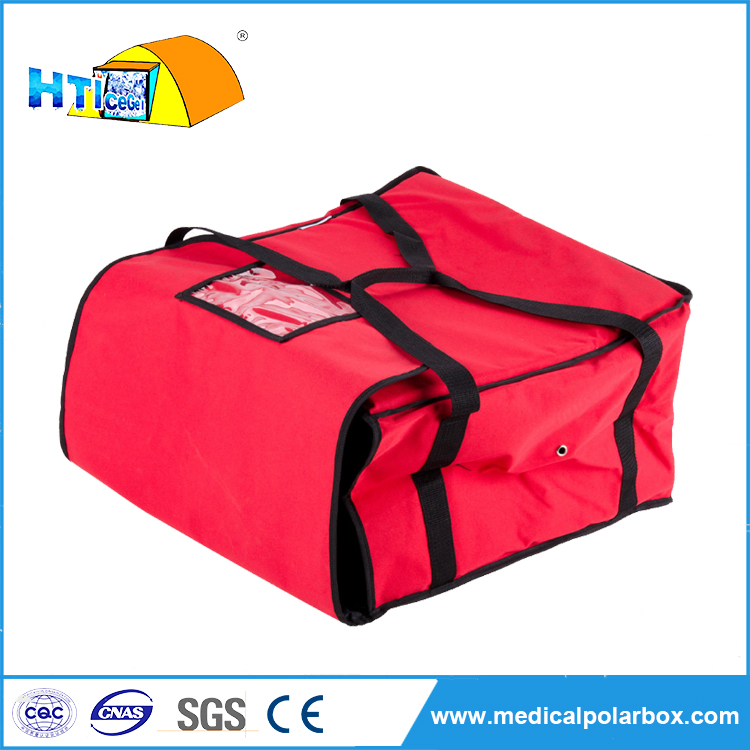 "Dominos Pizza Same Style Pizza Delivery Bag For 4pcs 12"" Pizza"