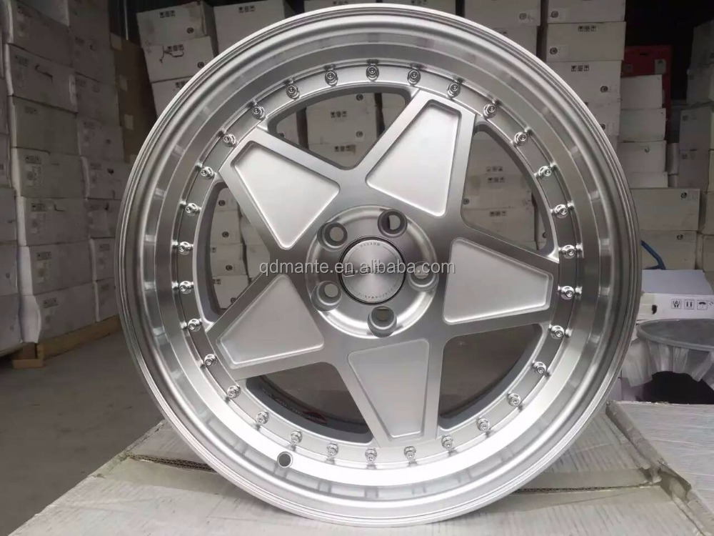 NEW design 3SDM REPLICA cast <strong>alloy</strong> wheels rims 17/18inch 5x114.3 for honda cars