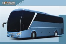 daewoo bus price GL6129H brand new bus color design