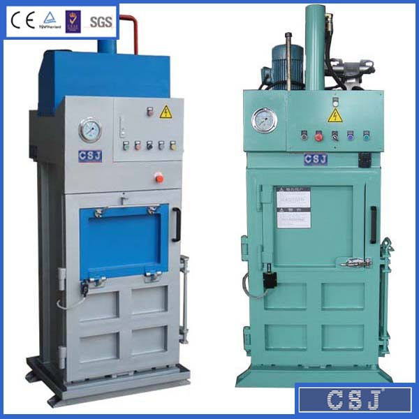 CE ISO9001 certificate more than 20 years factory supply hydraulic small trash compactor