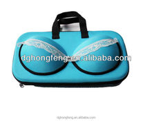 customized bra bag for travel/garment bags /premium EVA bra case supplier