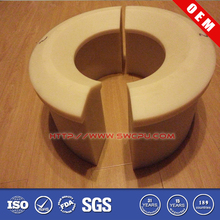 V shaped silicone rubber seal