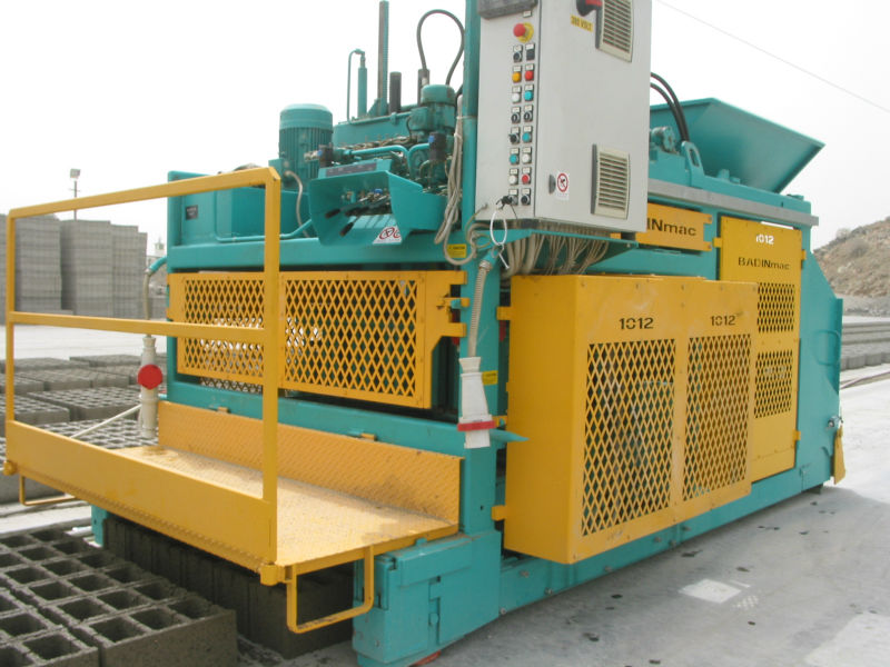 Block machine mod.KSA