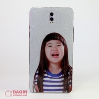 design personalized 5 inch mobile phone case with daqin mobile phone case machine